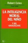 INTELIGENCIA MORAL DEL NIÑO