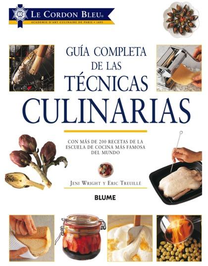 GUÍA COMPLETA TÉCNICAS CULINARIAS (2017).