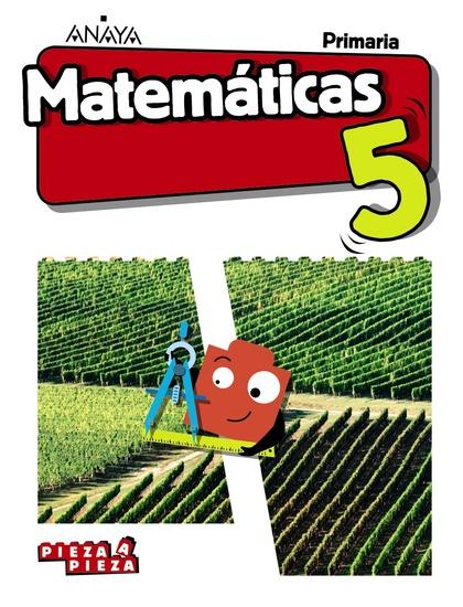 MATEMÁTICAS 5. (INCLUYE TALLER DE RESOLUCIÓN DE PROBLEMAS).