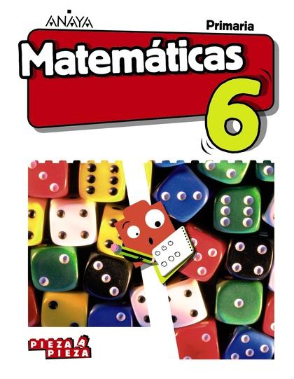 MATEMÁTICAS 6. (INCLUYE TALLER DE RESOLUCIÓN DE PROBLEMAS)