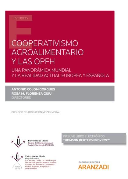 COOPERATIVISMO AGROALIMENTARIO Y LAS OPFH DUO