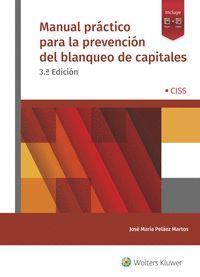 MANUAL PRÁCTICO PARA LA PREVENCIÓN DEL BLANQUEO DE CAPITALES.