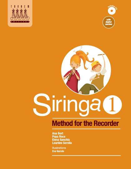 SIRINGA 1 : METHOD FOR THE RECORDER