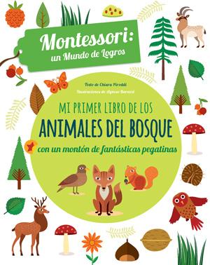 MI PRIMER LIBRO DE LOS ANIMALES (VVKIDS).
