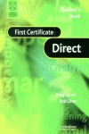 FIRST CERTIFICATE DIRECT ST