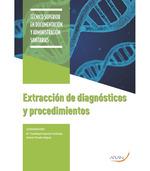 EXTRACCIÓN DE DIAGNÓSTICOS Y PROCEDIMIENTOS.