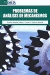 PROBLEMAS DE ANÁLISIS DE MECANISMOS.