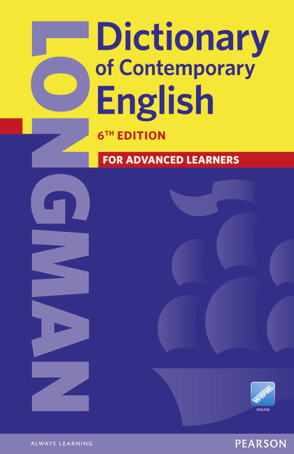DICTIONARY OF CONTEMPORARY ENGLISH. FOR ADVANCED LEARNERS