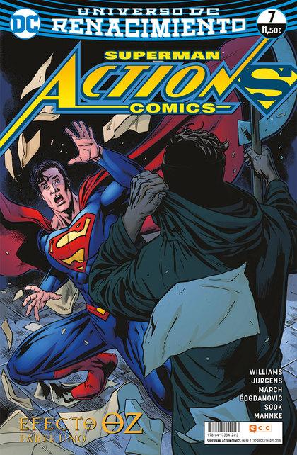 SUPERMAN: ACTION COMICS 07