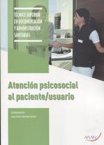 ATENCION PSICOSOCIAL AL PACIENTE;USUARIO