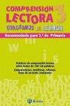 COMPRENSIÓN LECTORA, 3 EDUCACIÓN PRIMARIA