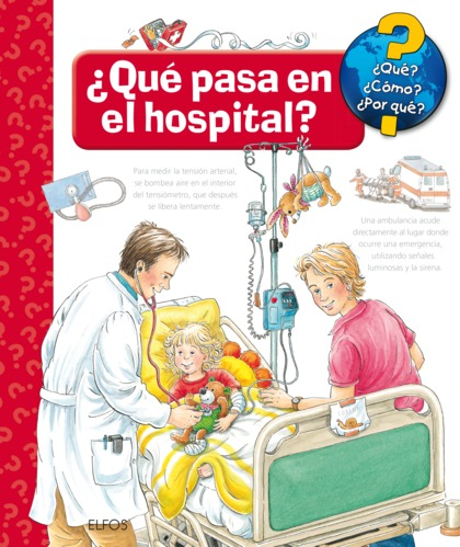 ¿QUÉ?... ¿QUÉ PASA EN EL HOSPITAL?