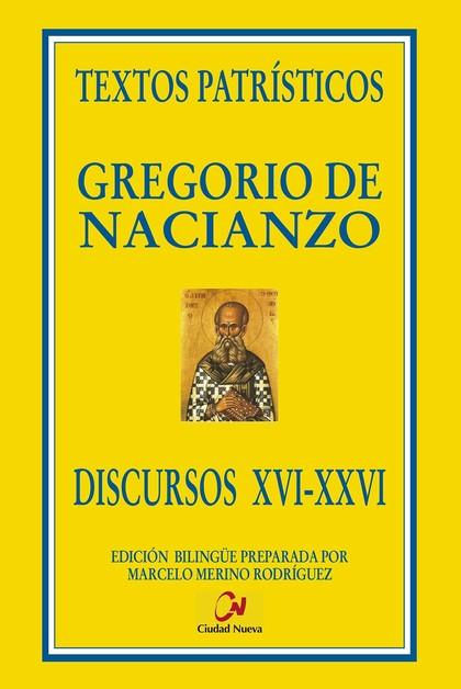 DISCUROS XVI-XXVI.