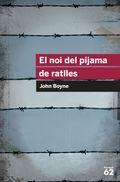 EL NOI DEL PIJAMA DE RATLLES.
