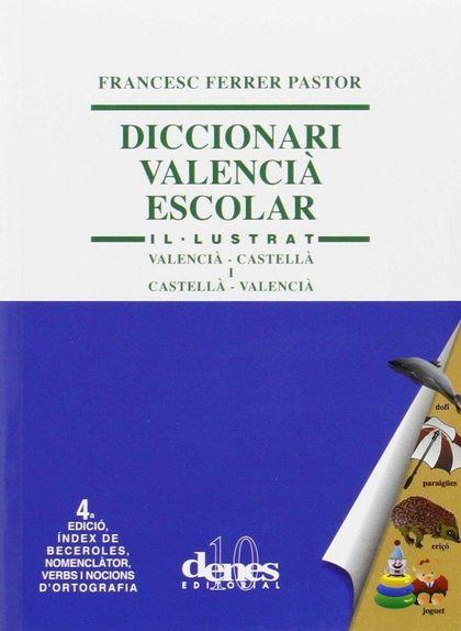 DICCIONARI IL·LUSTRAT VALENCIA-CASTELLA, CASTELLA-VALENCIA