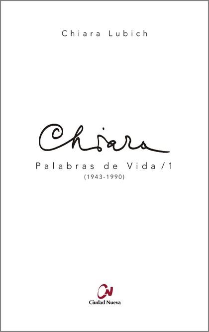 PALABRAS DE VIDA/1 (1943-1990)