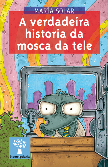 A VERDADEIRA HISTORIA DA MOSCA DA TELE