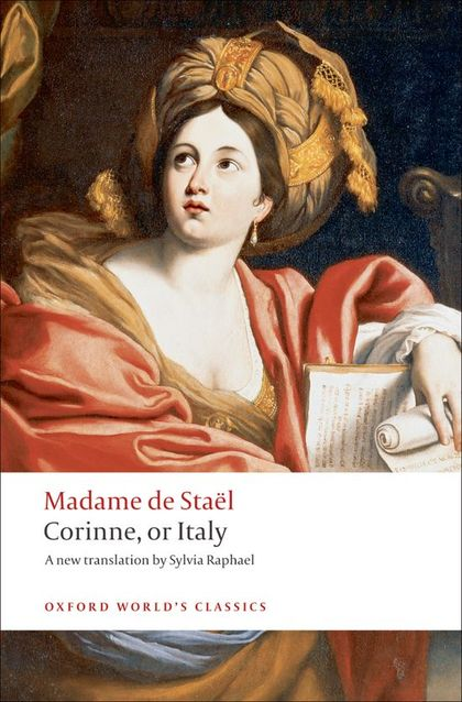 OXFORD WORLD´S CLASSICS: CORINNE, OR ITALY