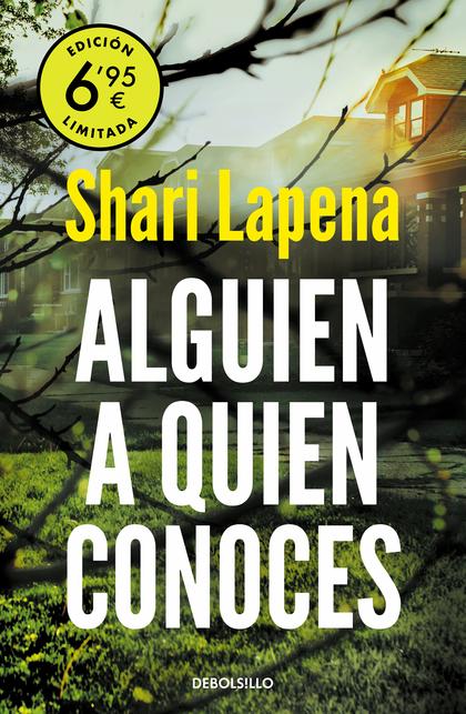 ALGUIEN A QUIEN CONOCES (EDICIÓN LIMITADA A PRECIO ESPECIAL).