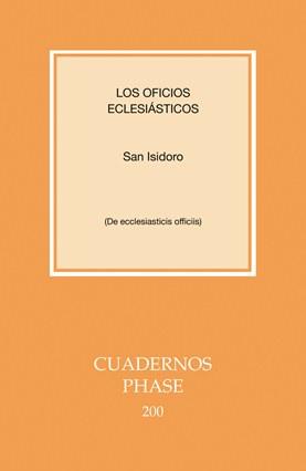 OFICIOS ECLESIASTICOS, LOS