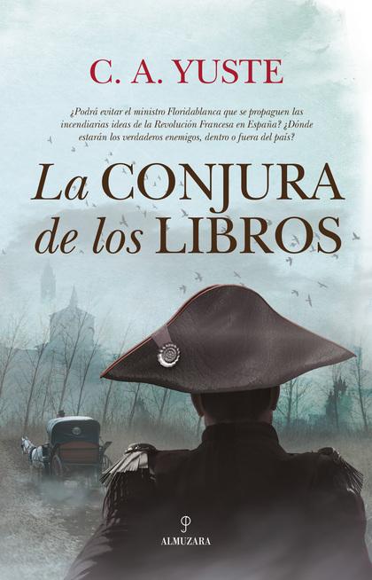 LA CONJURA DE LOS LIBROS.