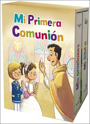 MI PRIMERA COMUNION                                                             MI BIBLIA + MIS