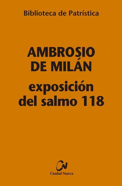 EXPOSICIÓN DEL SALMO 118