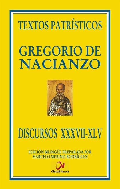 DISCURSOS XXXVII-XLV.