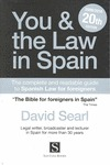 YOU AND THE LAW IN SPAIN 2009 2010 20TH EDITION.