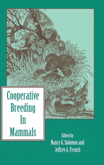 COOPERATIVE BREEDING IN MAMMALS
