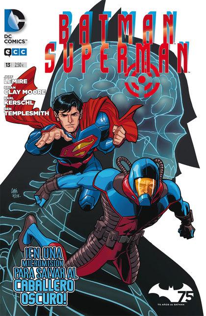 BATMAN-SUPERMAN 13