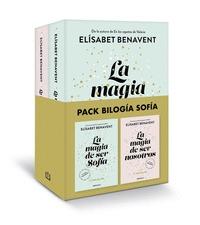 PACK BILOGÍA SOFÍA (CONTIENE: LA MAGIA DE SER SOFÍA \ LA MAGIA DE SER NOSOTROS).