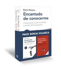 PACK BORJA VILASECA (CONTIENE: ENCANTADO DE CONOCERME \ QUÉ HARÍAS SI NO TUVIERA.
