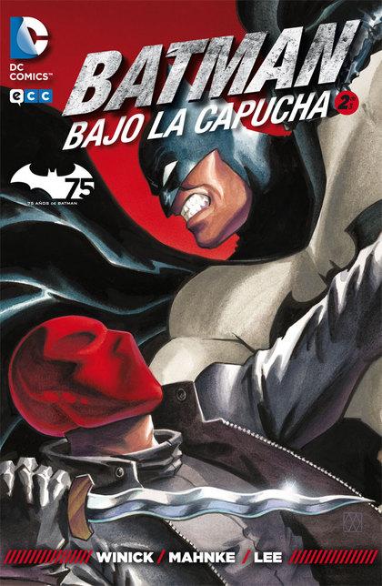 BATMAN: BAJO LA CAPUCHA NÚM. 02.