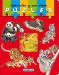 MI PRIMER LIBRO DE PUZZLES. ANIMALES Y SUS CRÍAS