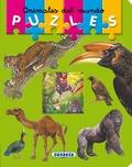 MI PRIMER LIBRO DE PUZZLES. ANIMALES DEL MUNDO