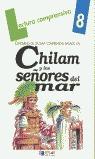 CHILAM Y LOS SRES. DEL MAR. CUADERNO DE LECTURA COMPRENSIVA