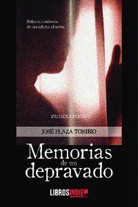 MEMORIAS DE UN DEPRAVADO