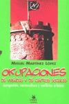 OKUPACIONES VIVIENDAS CENTROS SOCIALES