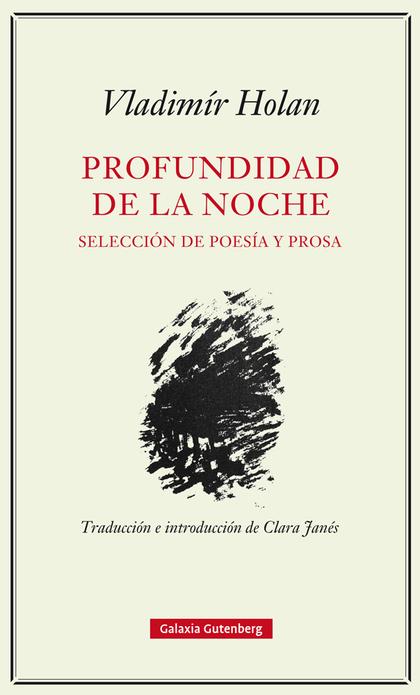 PROFUNDIDAD DE LA NOCHE                                                         SELECCIÓN DE PO