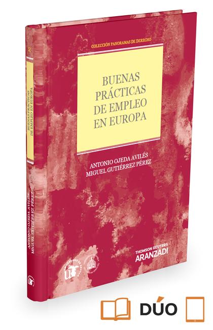 BUENAS PRACTICAS DE EMPLEO EN EUROPA.