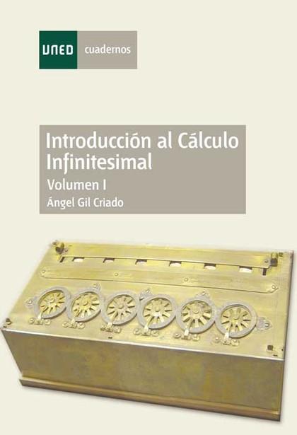 INTRODUCCIÓN AL CÁLCULO INFINITESIMAL.