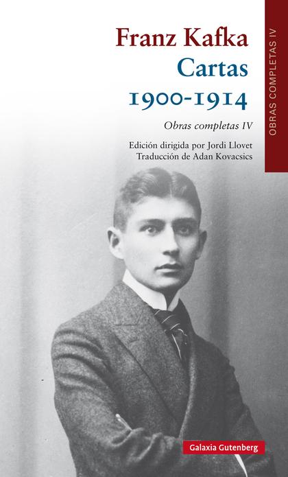 CARTAS (1900-1914) OBRAS COMPLETAS