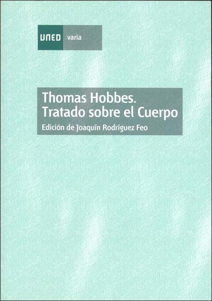 THOMAS HOBBES : TRATADO SOBRE EL CUERPO