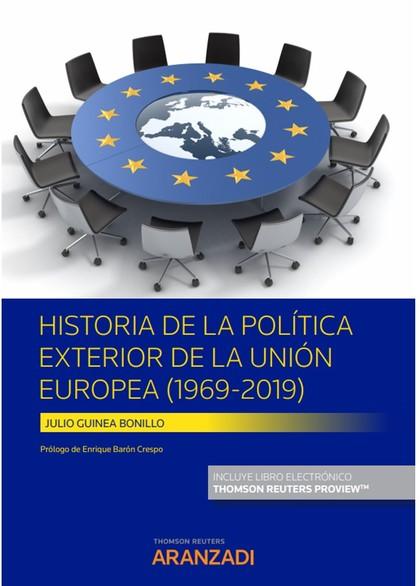 HISTORIA DE LA POLITICA EXTERIOR DE LA UNION EUROPEA DUO