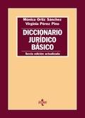 DICCIONARIO JURÍDICO BÁSICO
