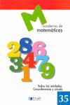 PROYECTO EDUCATIVO FARO, MATEMÁTICAS 35, TODAS LAS UNIDADES, CIRCUNFERENCIA Y CÍRCULO, EP