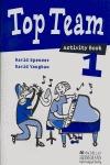 TOP TEAM ACTIVITY BOOK 1