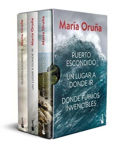 ESTUCHE MARÍA ORUÑA.