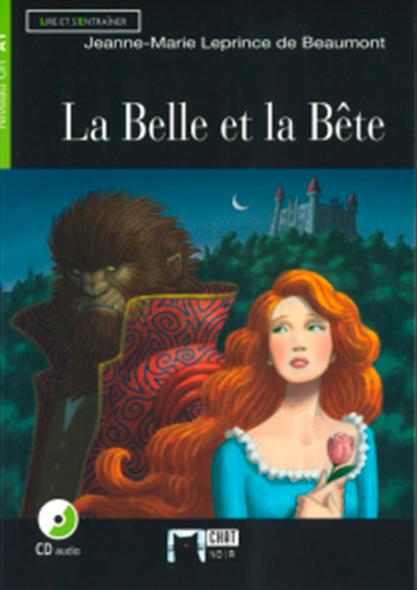 LA BELLE ET LA BETE+CD N/E (L&T A1).
